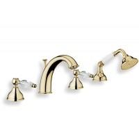 Webert Alexandra AL730101010 золото для ванны, руч