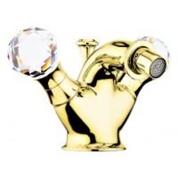 Webert Karenina KA710102010 золото для биде, ручки Swarovski