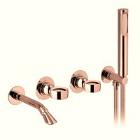 Webert Opera OA860312980 розовое золото для ванны