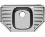Мойка Ukinox Комфорт COL777.488 -GT8K 2C