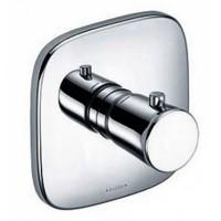 Встраиваемый смеситель для душа Kludi Ambienta 537290575 хром, термостатический