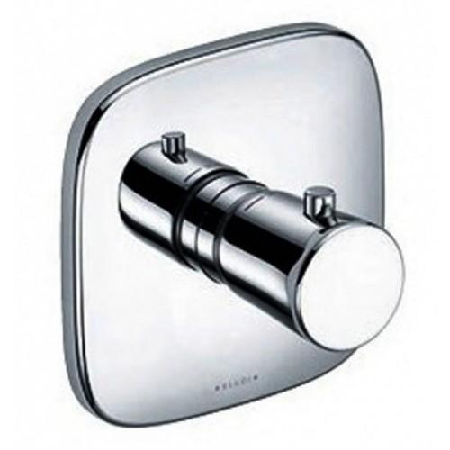 Встраиваемый смеситель Kludi Ambienta 537290575 хром, термостатический