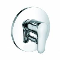 Встраиваемый смеситель для ванны Kludi Objekta 326500575 хром