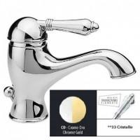 Nicolazzi Classica Lusso 3402 CO 33 хром/золото/ручка с кристаллом