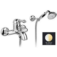 Nicolazzi Classica Lusso 3401 CO 75 для ванны, хром/золото