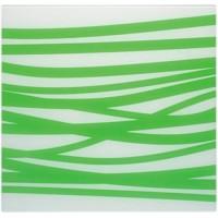 Разделочная доска Schock 629064-1 белое стекло