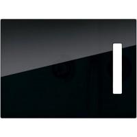 Разделочная доска Schock 629075 черное стекло