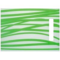 Разделочная доска Schock 629075-1 белое стекло