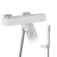 Tres Cuadro Exclusive 4071749 белый/хром для ванны