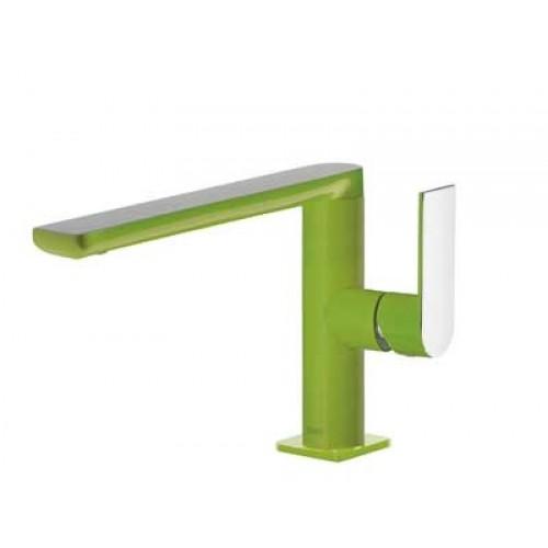 Tres Loft 20020501VED зеленый/хром для умывальника