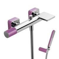 Tres Loft 20017001VI фиолетовый/хром для ванны