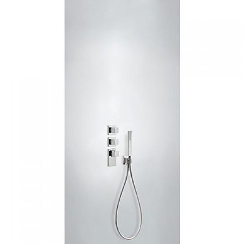 Tres Block system 20625391 хром для душа/ванны встраиваемый, термостатический
