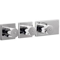 Tres Block system 20735399 хром для душа/ванны