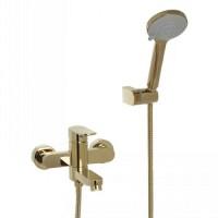 Смеситель Bennberg 130212 для ванны, золото