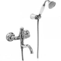 Смеситель Bennberg 130717 для ванны, хром
