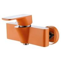 Смеситель D&K Berlin Kunste DA1433113 для душа, оранжевый