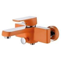 Смеситель D&K Berlin Kunste DA1433213 для ванны, оранжевый