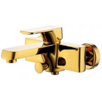 Смеситель D&K Berlin Touro DA1433203 для ванны золото