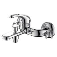 Смеситель D&K Eucharius Rhein DA1373201 для ванны хром