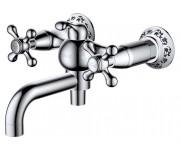 Смеситель D&K Hercules Hessen DA1423241 для ванны хром