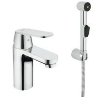 Смеситель Grohe Eurosmart Cosmopolitan 23125000 для раковины с гигиеническим душем
