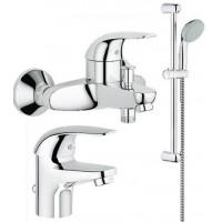 Набор для ванны Grohe Euroeco 121637