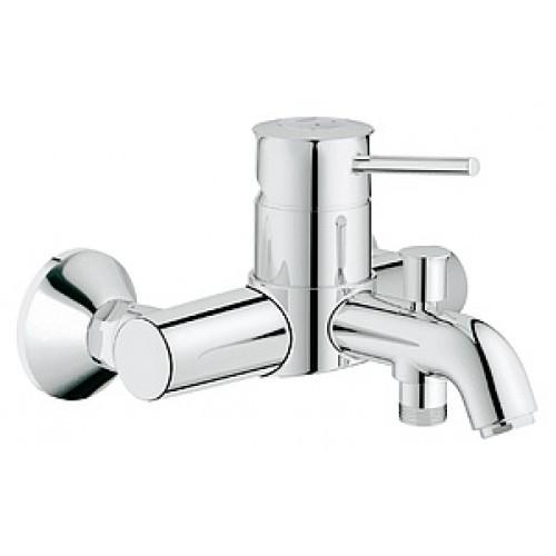 Смеситель Grohe BauClassic 32865000 для ванны с переключателем