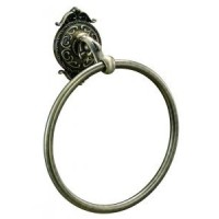 Полотенцедержатель кольцо Hayta 13906 Bronze