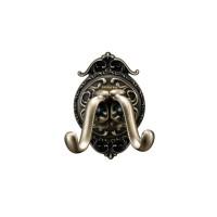 Крючок настенный двойной Hayta 13901-2 Bronze