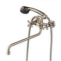 Смеситель Kaiser Carlson Style 44255-1Br бронза для ванны