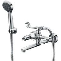 Смеситель Kaiser Saturn 42022 хром для ванны