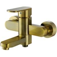 Смеситель Kaiser Sonat 34022-1G античная бронза для ванны