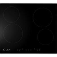 Варочная поверхность Lex EVH 640 BL черный