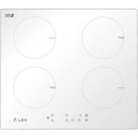 Варочная поверхность Lex EVI 640-1 WH белый