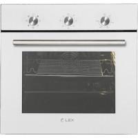 Lex EDM 070 WH белое стекло