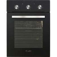 Lex EDM 4570 BL черное стекло