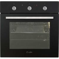 Lex EDP 070 BL черное стекло