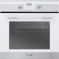 Lex EDP 093 WH белое стекло/нержавеющая сталь