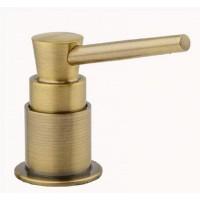 Дозатор для мыла Longran LD0002-BR бронза