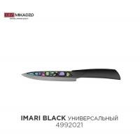 Нож Mikadzo IMARI BLACK UT (4992021) универсальный 125 мм