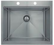 Комплект мойка для кухни Seaman Eco Marino SMB-6152SK (вентиль-автомат) с коландером SSA-A150