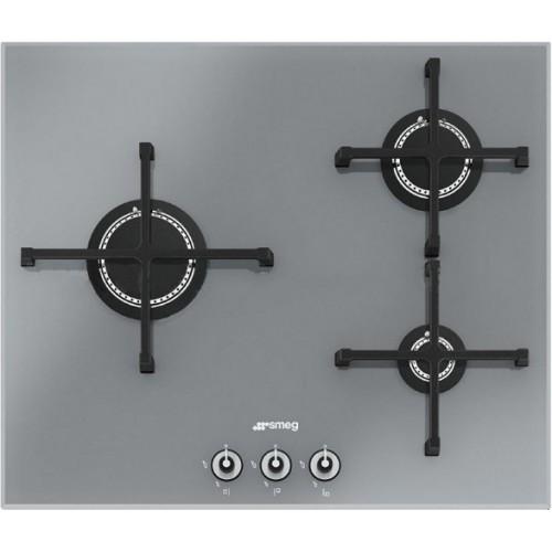 Варочная поверхность Smeg PV163S-1 серебристое стекло