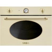 Smeg SF4800MCP кремовый/позолота