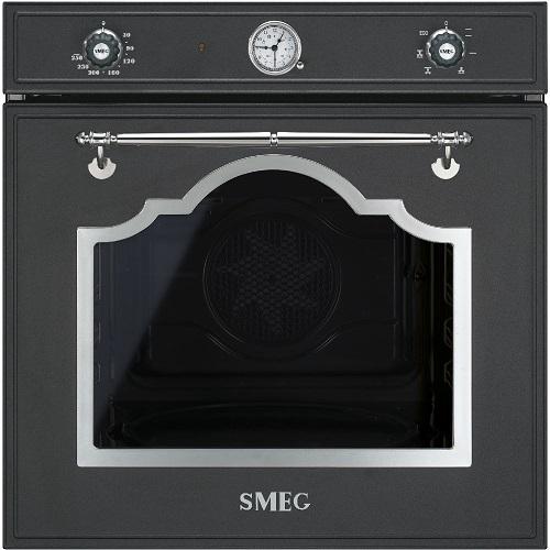 Smeg SF700AX антрацит/серебро
