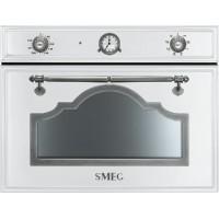 Smeg SF4750MBS белый/состаренное серебро