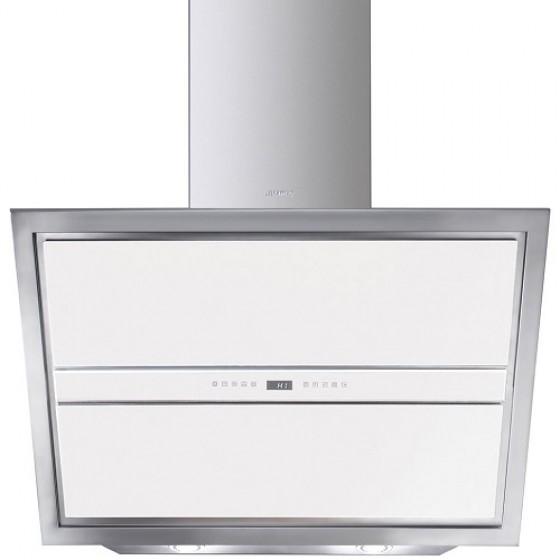 Smeg KCV9BE нержавеющая сталь/белое стекло