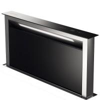 Smeg KDD90VXE-2 нержавеющая сталь/черное стекло