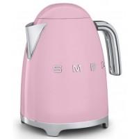 Чайник Smeg KLF01PKEU розовый