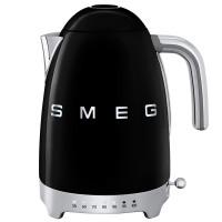 Чайник Smeg KLF02BLEU черный