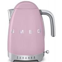 Чайник Smeg KLF02PKEU розовый